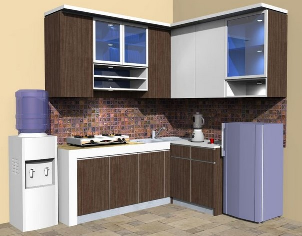 Kitchen Set Minimalis Sederhana Archives Informasi Rumah